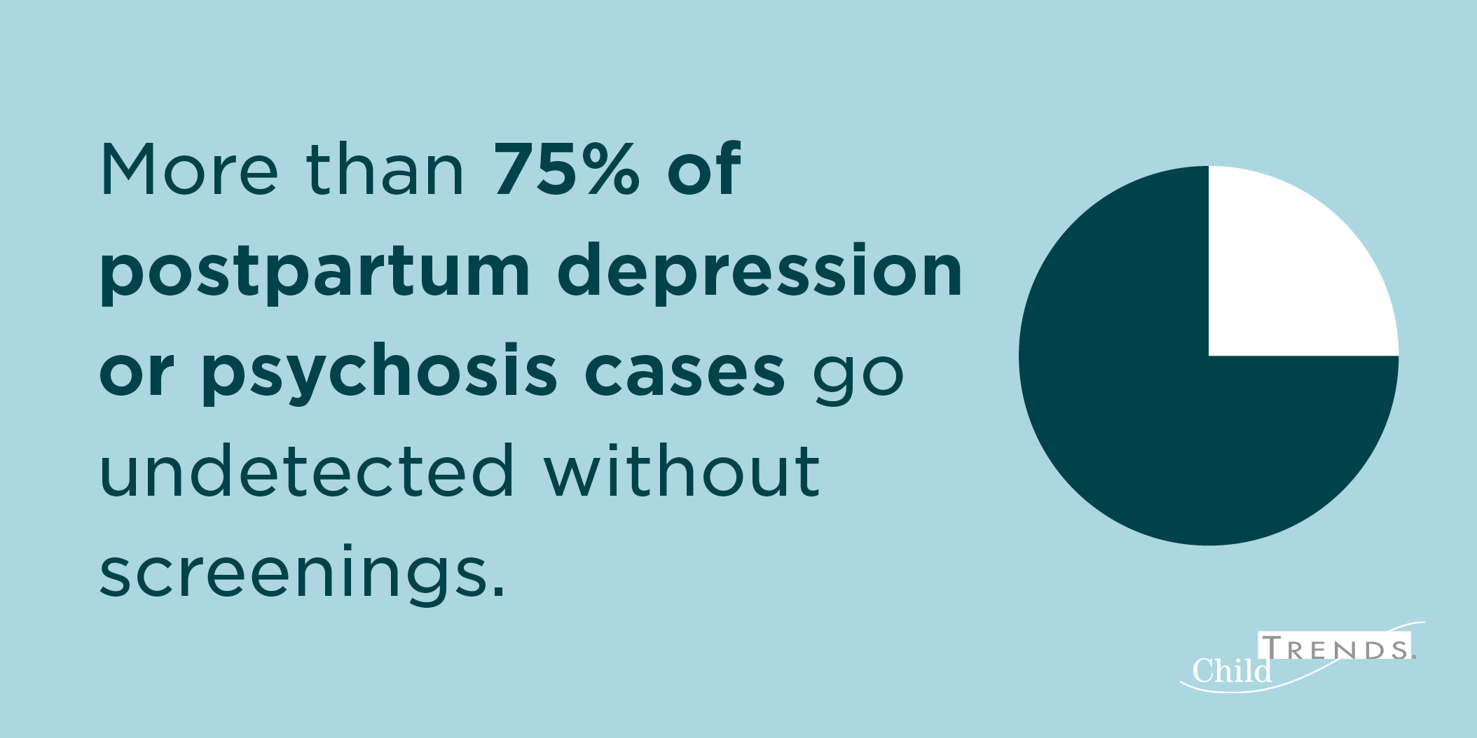 Expanding screening for postpartum depression: A summary of the research and data