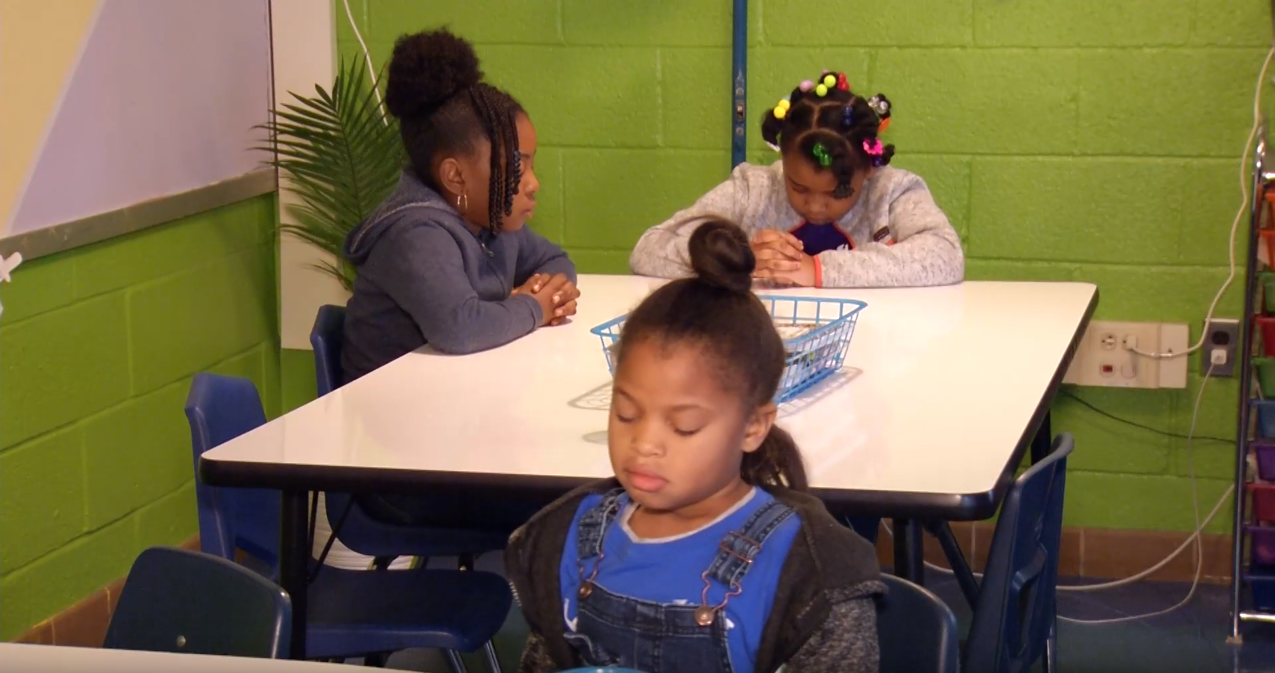 Mindfulness in Schools - Child Trends