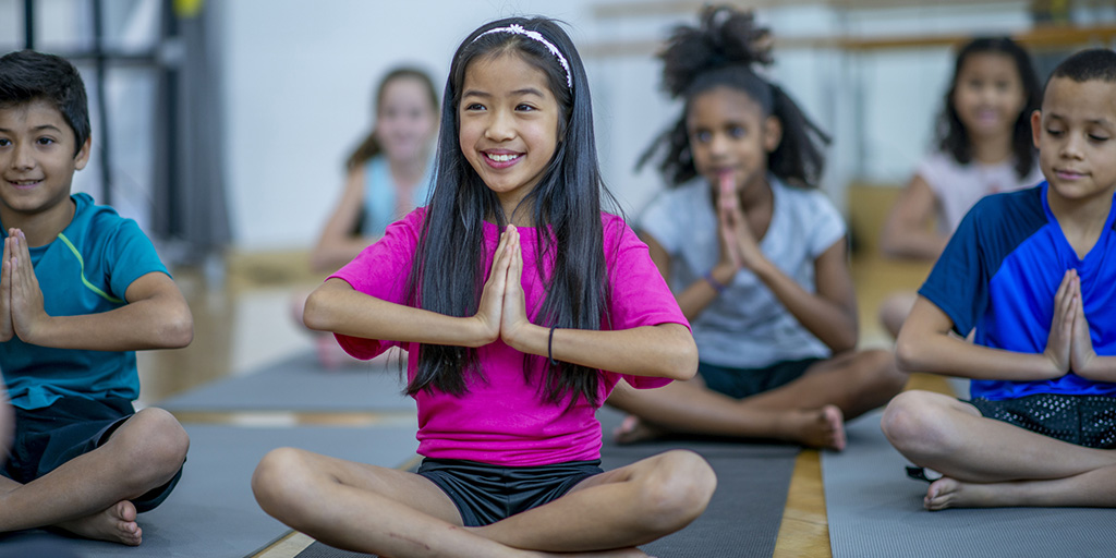 School-based mindfulness programs can help students cope with stress
