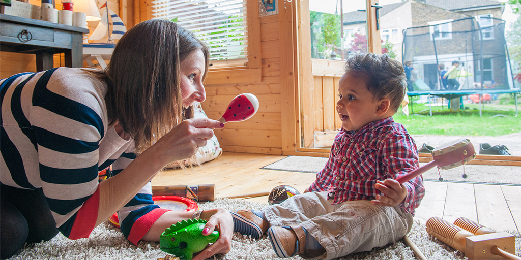 Curricula Considerations for Home Visiting for Home-Based Child Care Providers